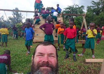 Project Uganda - the playground is ready!