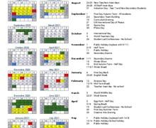 ISF Waterloo 2020 21 Calendar   Sheet1