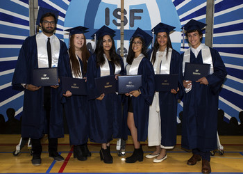 Press Release - Innovative Academic Scholarships worth up to 100% of fees from ISF Waterloo International School!